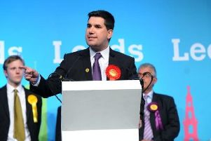 Leeds East MP and Shadow Justice Minister Richard Burgon