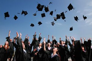 SUCCESS STORIES: Students may have more to celebrate than graduation   Picture: Pixabay