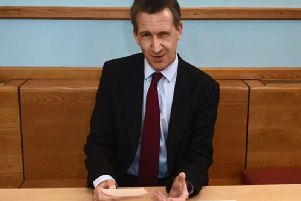 Labour candidate Dan Jarvis. Picture: George Torr