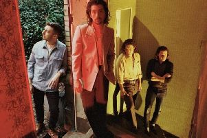 The Arctic Monkeys are set to take over the site of theformer Google Garage inBarkers Pool on Friday May 11 - the daytheirhighlyanticipated sixth studio albumTranquility Base Hotel & Casinois released.