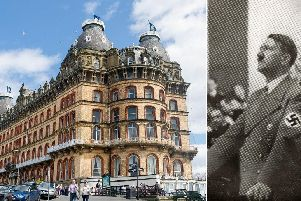 Did Hitler want to create Nazi base in Scarborough?