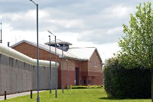 HMP & YOI Marshgate in Doncaster. Picture: Marie Caley