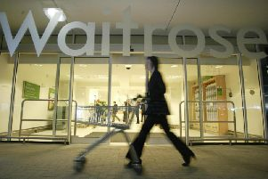 The John Lewis Partnership is due to close five Waitrose stores.
