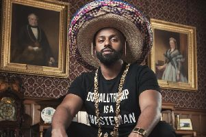 Magid banned Donald Trump from Sheffield branding him a 'wasteman'