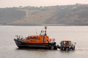 File pic: Scarorough lifeboat