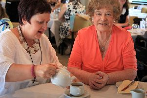 Beverley Racecourse has teamed up with Contact the Elderly to launch a new initiative to help counter loneliness.