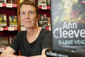 Top crime author Ann Cleeves who is coming to an event organised by Harrogate's Imagined Things bookshop.
