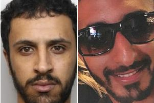 Khalid Mokadeh (left) fatally stabbed beloved dad, Sami Al-Saroori, through the heart on September 9 last year