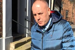 Ashley Cole, 56, of Ecclesfield was jailed for two years today, after being found guilty of causing death by dangerous driving. Picture: Craig McGlasson News