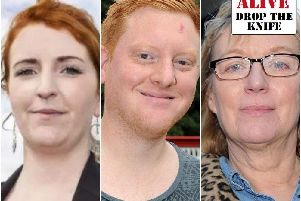 Sheffield MPs Louise Haigh, Jared O'Mara and Gill Furniss have all backed The Star's Drop The Knife campaign