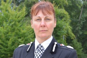 Chief Constable Lisa Winward, of North Yorkshire Police , says officers with serious mental health trauma can wait months for NHS treatment.