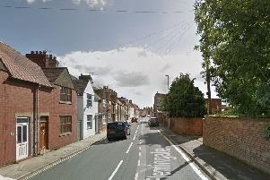 Emergency services were called to a disturbance in Flemingate, Beverley. Picture: Google
