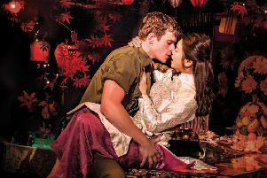 Miss Saigon is on what may be its final UK tour.