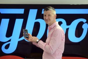 Martyn Gould launched yboo in 2017.