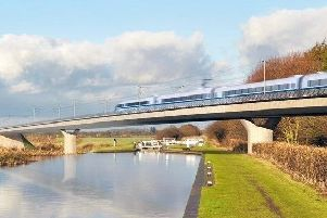 Concerns have been raised about the environmental impact of HS2 in Yorkshire.