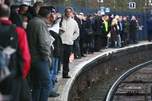 The figures come after rail timetable chaos caused misery for passengers in the North this year.