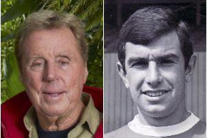 Harry Redknapp survived the horror road smash which claimed the life of his friend Brian Tiler