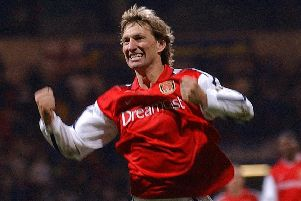 Switching sports: Former Arsenal captain Tony Adams (Picture: PA)