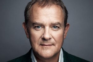 MR NICE GUY: Hugh Bonneville has been the embodiment of a 'decent chap' in many of his acting 'roles - and is just the same off screen. PIC: Stuart McClymont