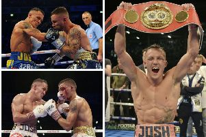 2018 YP SPORTS HERO: Take a bow, Josh Warrington.