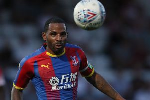 Crystal Palace's Jason Puncheon is poised to join Huddersfield Town (Picture: PA)