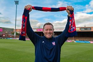 Newly-appointed York City manager Steve Watson (Picture: James Hardisty).