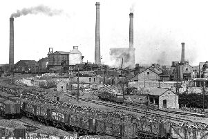 Dinnington Main Colliery