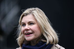 Justine Greening is the former Education Secretary.