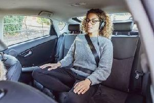 Uber partners with Calm to offer in-app mindfulness exercises