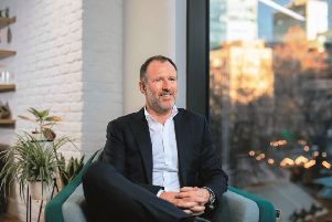 Bruntwood's CEO Chris Oglesby