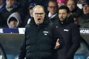 Head coach Marcelo Bielsa  says Leeds United were not distracted by 'Spygate' ahead of last weekend's defeat to Stoke City (Picture: Danny Lawson/PA Wire).