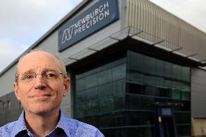 Dave Greenan, MD of new firm Vector X-Cel. Picture: Chris Etchells