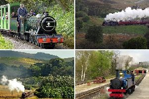 What better way to explore some of the most scenic spots in Yorkshire than via steam train?