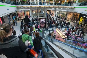 Are out-of-town shopping malls like the White Rose Centre in Leeds good for the retail industry?