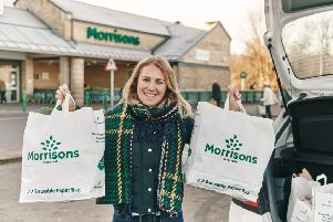 The trial is a response to customers who have told Morrisons reducing plastic is their number one environmental concern.