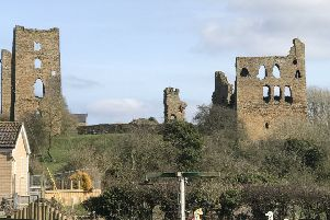 The Ryedale village of Sheriff Hutton has the remains of two castles - and it will soon have its first village market.
