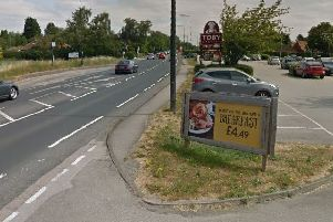 The A1036 Malton Road. Picture: Google.