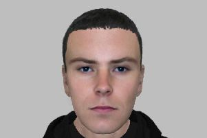 West Yorkshire Police e-fit of the Tennis Avenue Bradford carjacking.