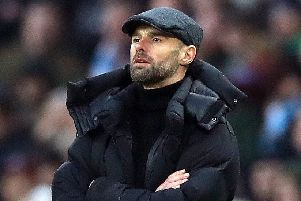 Rotherham United manager Paul Warne (Picture: Martin Rickett/PA Wire).