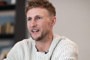 Joe Root has been praised for his response to sledging on the Cricket field