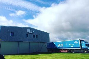 Heck factory in Hambleton is set to open a visitor centre