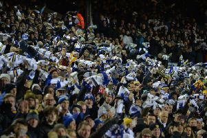 PRICE FREEZE: On season tickets at Elland Road, even if Leeds United go up.