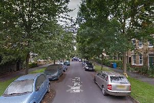 The replica firearms and Porsche were stolen after burglars targeted a house in Marlborough Street, Hull. Picture: Google