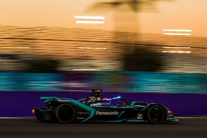 Electric revenue: Sales at Leeds-based BCS Electrics, which is helping on a project at the Formula E series, increased to �3m. Pic: Getty.