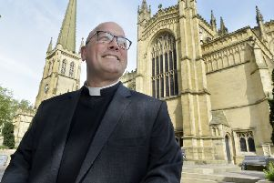 Simon Cowling is the Dean of Wakefield.