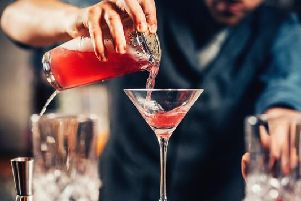 There are few better ways to take the edge off a long week than raising a toast to the weekend with a cocktail.