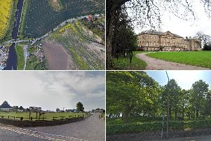 These are the Yorkshire parks and woodlands that will be destroyed by HS2