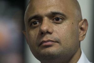 Home Secretary Sajid Javid. Photo: Victoria Jones/PA Wire