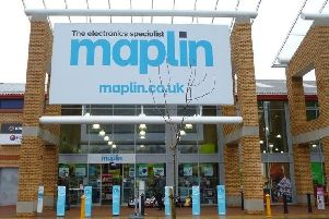 Maplin, which went into administration, has been open for online orders since January