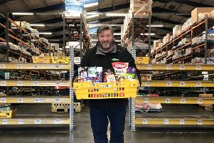Andy Needham, director at Sheffield-based Approved Foods
